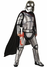 Captain Phasma Star Wars  Deluxe Men Costume