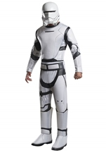 Flametrooper Star Wars  Deluxe Men  Costume