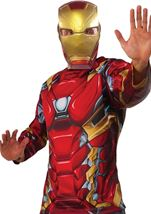 Iron Man Costume Kit Men
