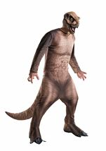 Jurassic World T Rex Men Costume