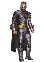 Armored Batman Dawn Of Justice Men Deluxe Costume