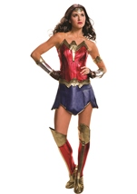 Wonder Woman Adult Deluxe Dawn Of Justice Costume