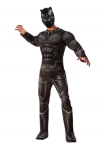 Black Panther Men Deluxe Costume