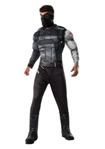 Winter Soldier Men Deluxe Costume