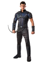 Hawkeye Muscle Chest Men Costume