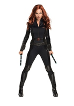 Black Widow Deluxe Woman Costume