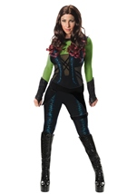 Gamora Guardians Of The Galaxy Women Costume
