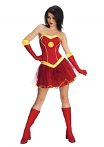 Rescue Iron Woman Costume