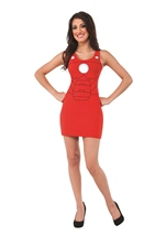 Rescue Woman Sexy Tank Dress Woman Costume