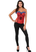 Spider Woman Corset Costume