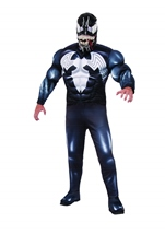 Venom Muscle Chest Deluxe Adult Men Costume