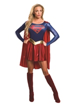 Supergirl Woman American Hero Costume