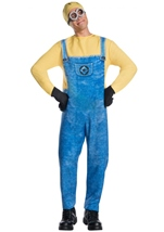 Adult Jerry Minion Men Costume