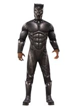 Black Panther Men Costume