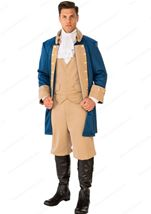 Patriotic Colonial Man Costume