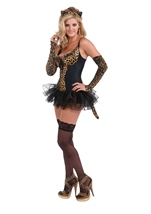 Leopard Kitty Women Sexy Costume
