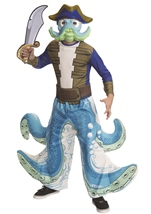 Skylanders Wash Buckler Boys Costume