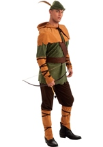 Robin Hood Men Classic Forest Prince Costume