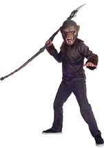 The Dawn Of Planet Of The Apes Boys Caesar Costume