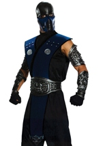Subzero Mortal Combat Men Costume