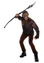 The Dawn Of Planet Of The Apes Men Caesar Costume