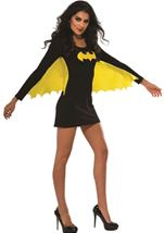 Batgirl Super Hero Woman Costume