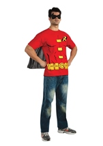 Robin Shirt Men Adult Costume