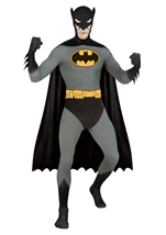 Batman 2nd Skin Suit Men Costume