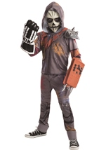 Casey Jones Ninja  Boys Costume