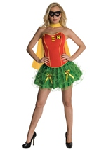 Robin Justice League Woman Costume
