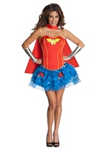 Wonder Woman Justice League Woman Costume
