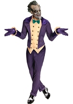 Batman Arkham City Joker Men Costume