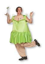 Tankerbell Humorous Men Fairy Costume