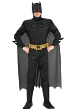 Batman Muscle Chest Men Costume