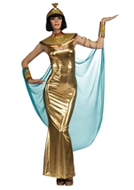 Goddess Of Nile Cleopatra Women Costume