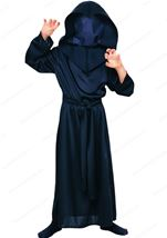 Hidden Face Robe Boys Costume