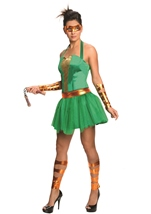 Michelangelo Ninja Turtle Women Costume