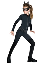 Girls Classic Catwoman Costume From Batman The Dark Knight