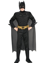 Deluxe Muscle Batman The Knight Boys Costume
