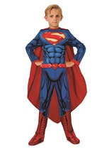 DC Comics Superman Boys Costume