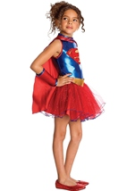 Supergirl Tutu Girl Costume