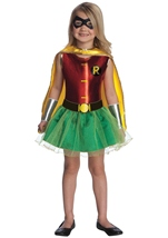 Robin Tutu Girl Costume