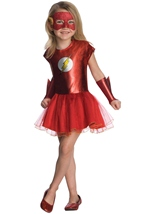 Flash Tutu Girls Costume