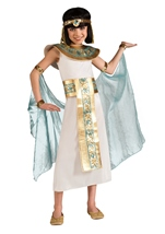 Girls Cleopatra Halloween Costume