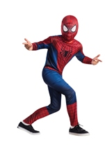 Spiderman Boys Costume