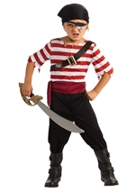 Black Jack The Pirate Boys Buccaneer Costume