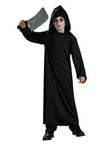 Boys Haunted Black Robe