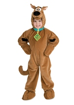 Deluxe Boys Scooby Doo Costume