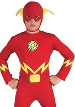 Flash Boys DC Comic Costume