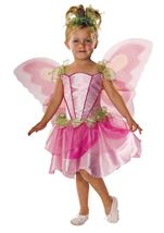 Pink Butterfly  Girl Costume